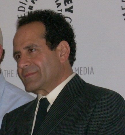 Actor Tony Shalhoub at the Paley Center for Media in 2008.  Photo by Kristin Dos Santos / Creative Commons