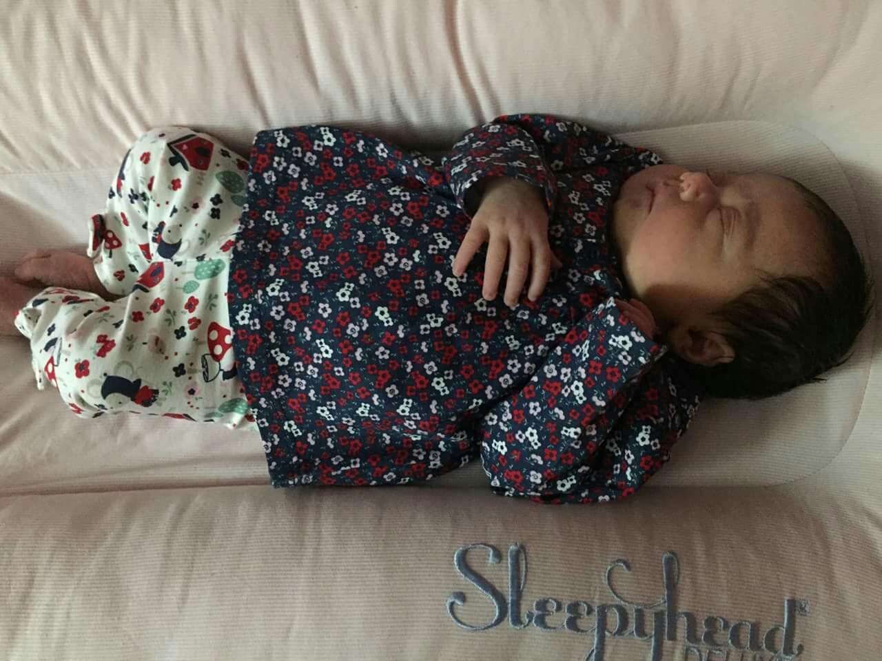 Me Becoming Mum's Newborn Must Haves Sleepyhead Deluxe