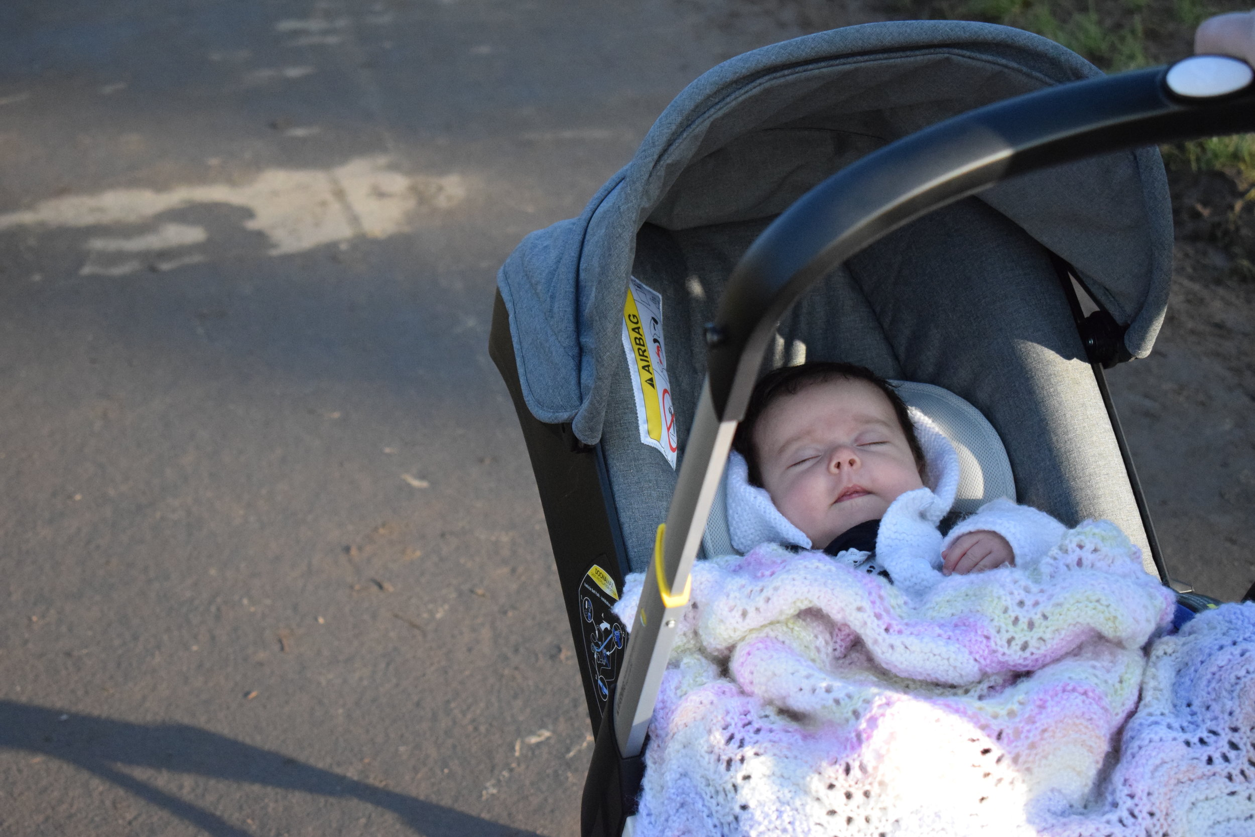 Me Becoming Mum's Newborn Must Haves Doona Car Seat