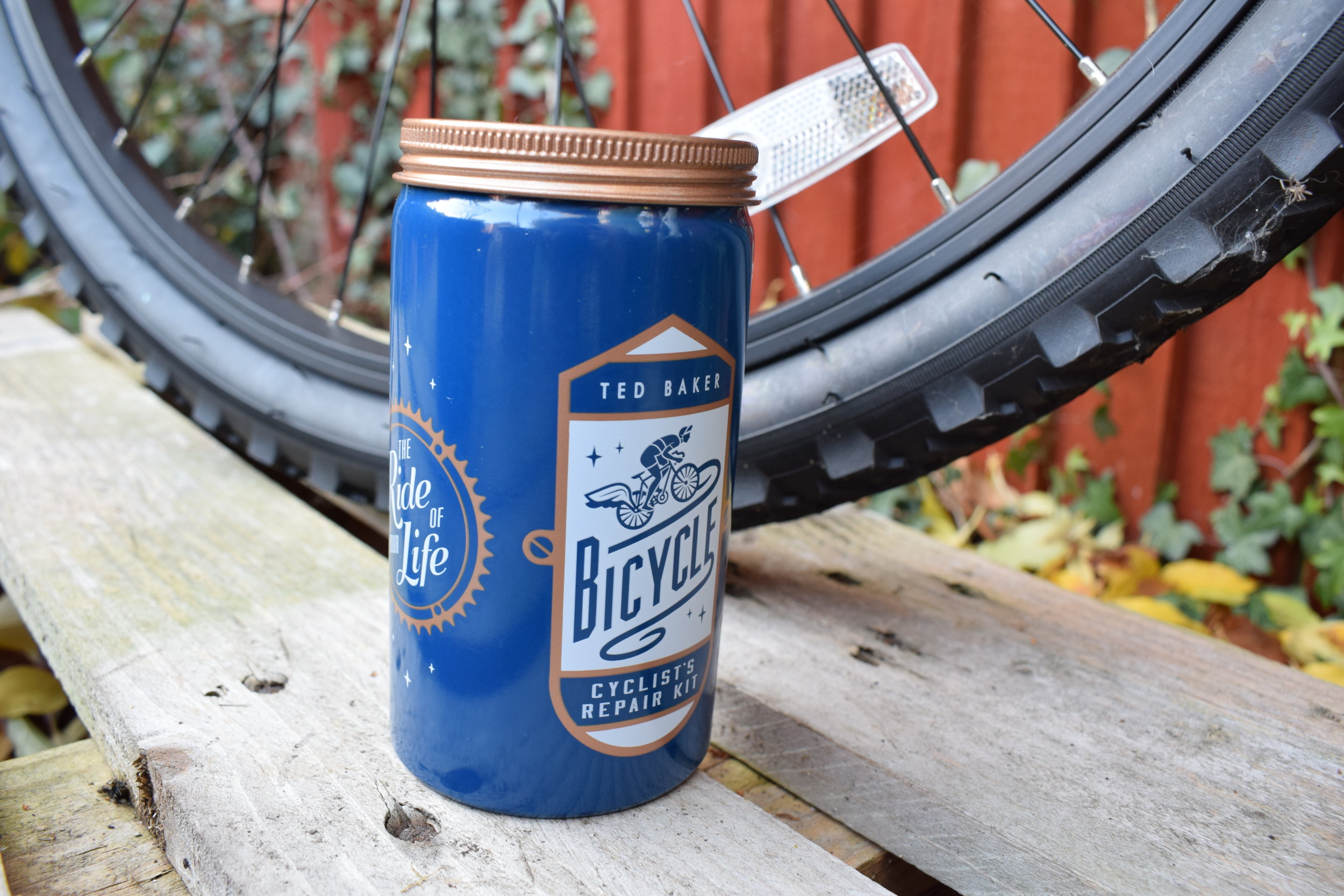 Amara Ted Baker bicycle bike cyclist's repair kit