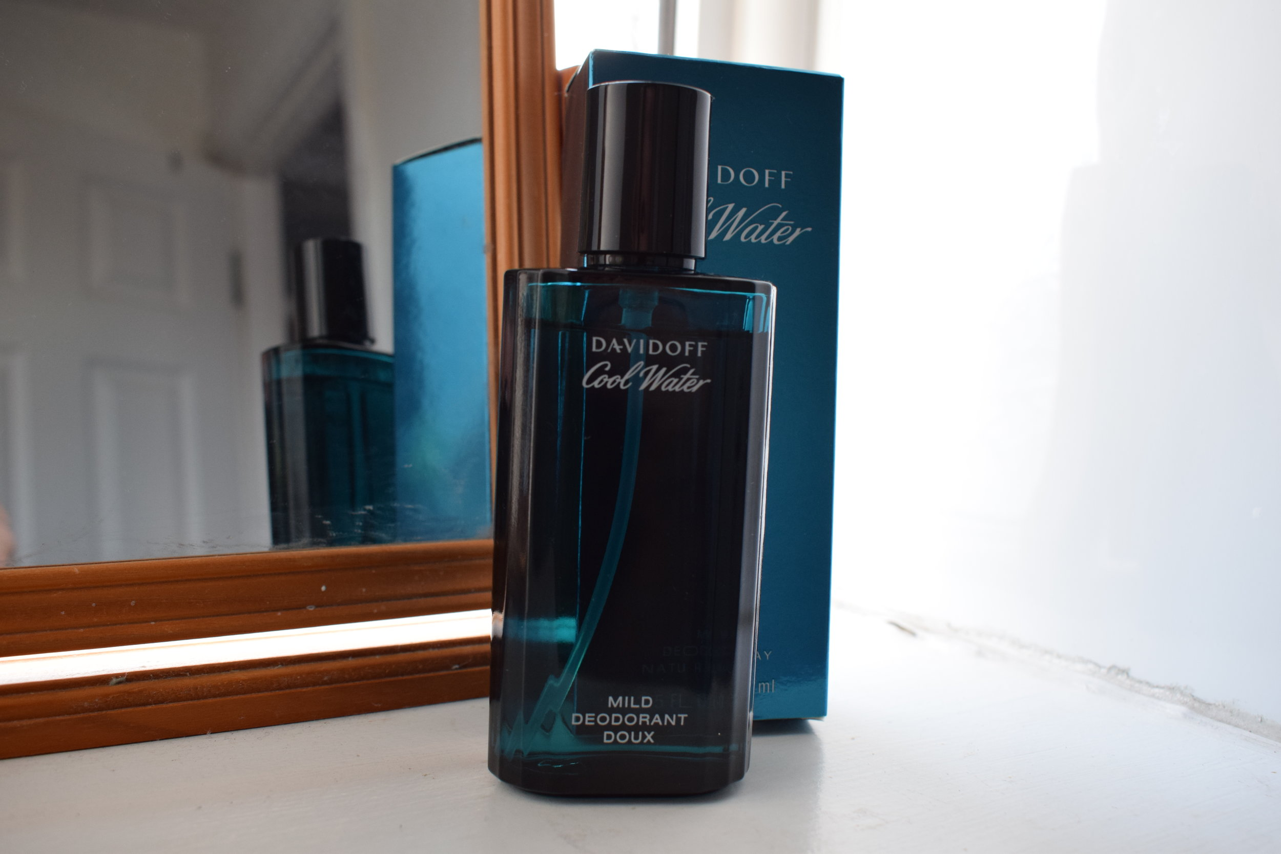 Davidoff Cool Water Mild Deodorant Doux after shave spray