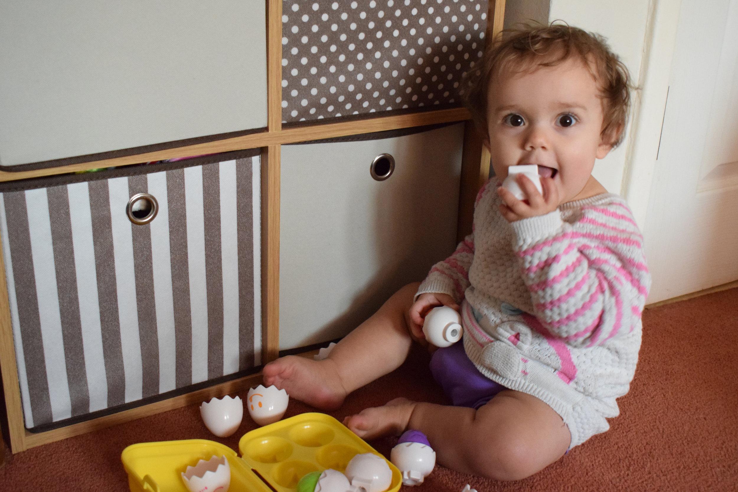 Hide and Go Squeak Eggs