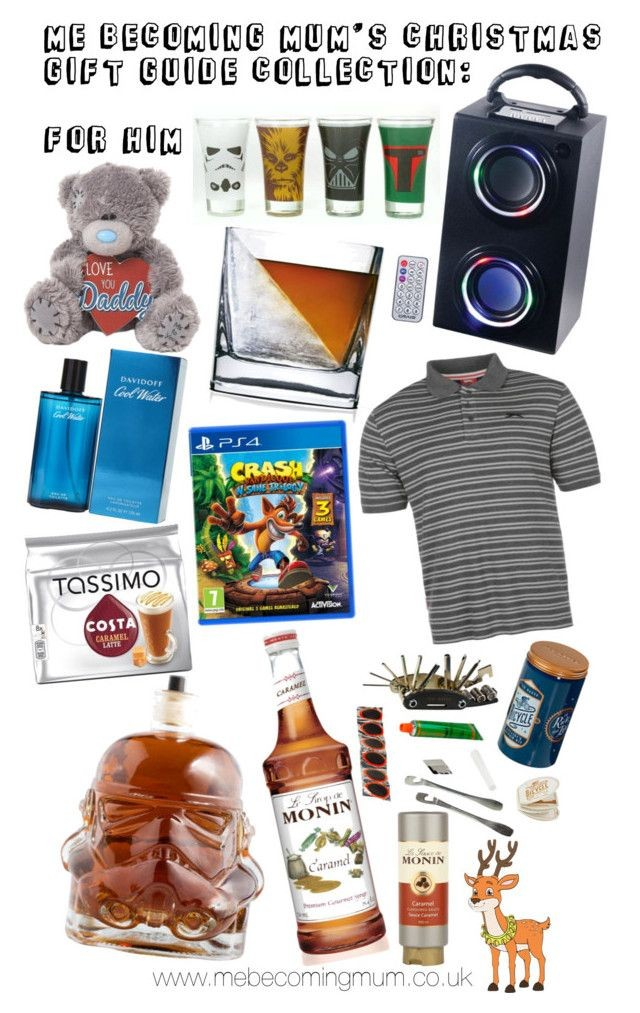 2017 Gift Ideas For Him Christmas Gift Guide Me Becoming Mum
