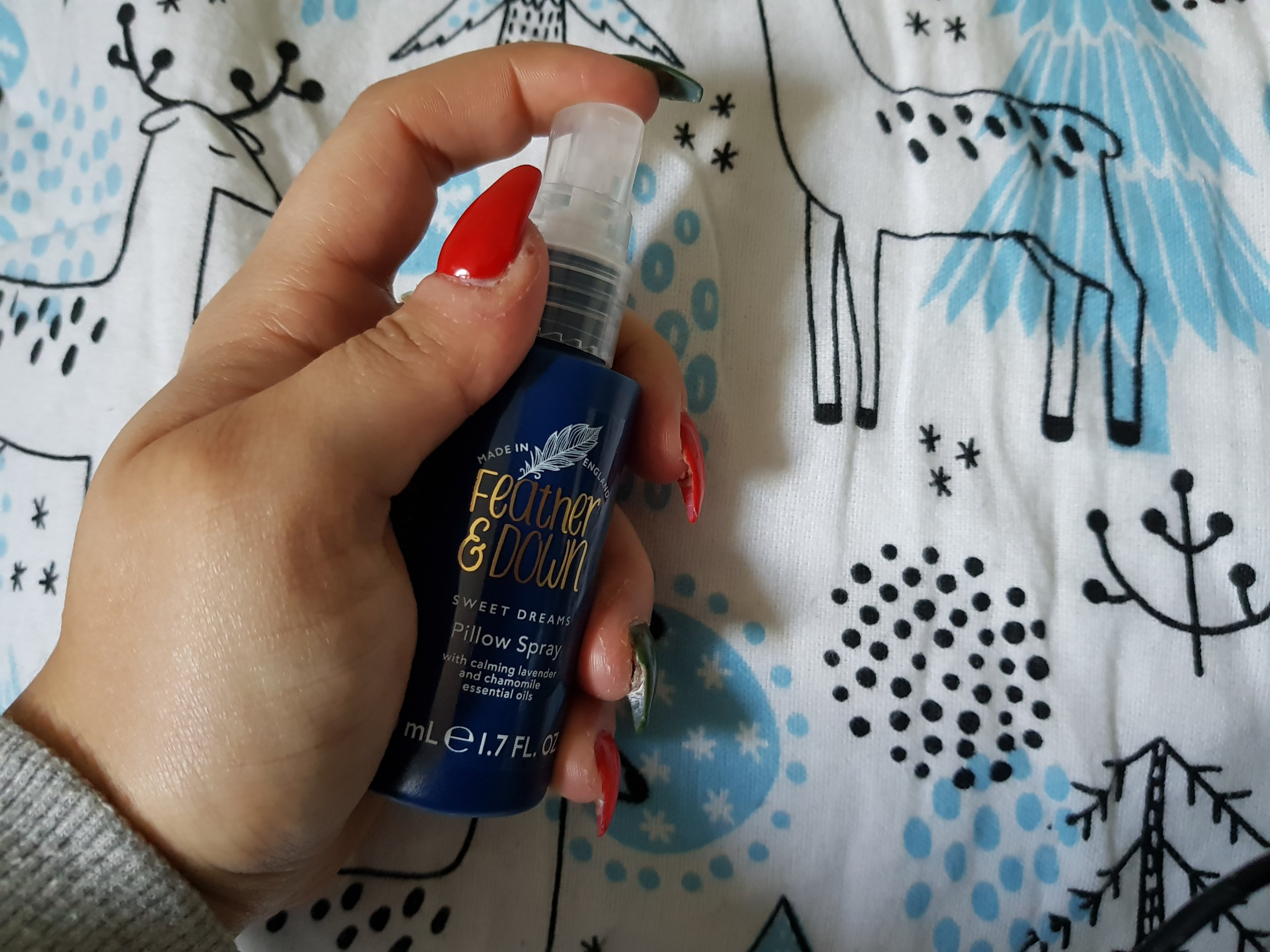 Feather & Down sweet dreams pillow spray