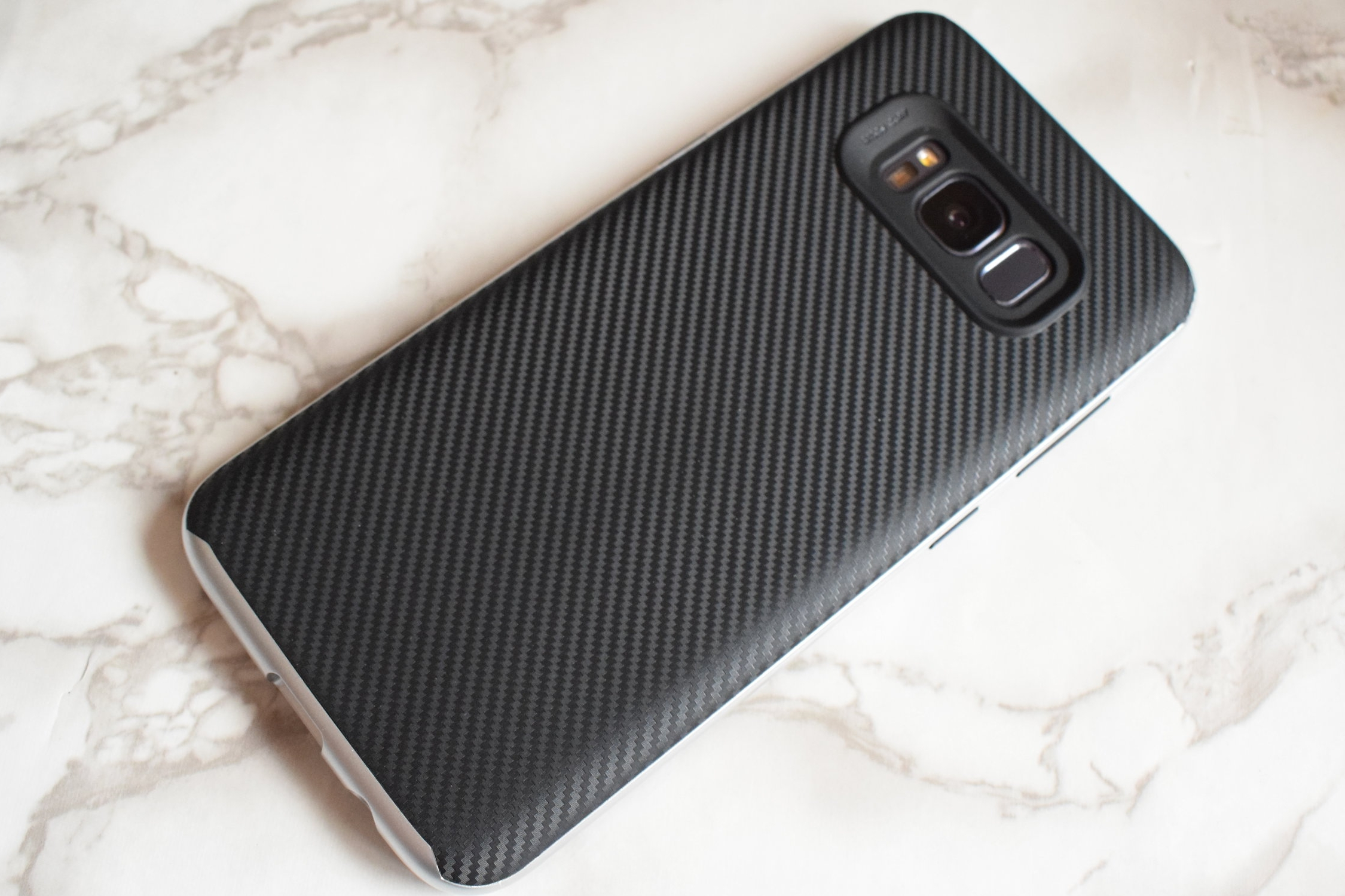 Olixar Samsung Galaxy S8 mobile phone case from Mobile Phone