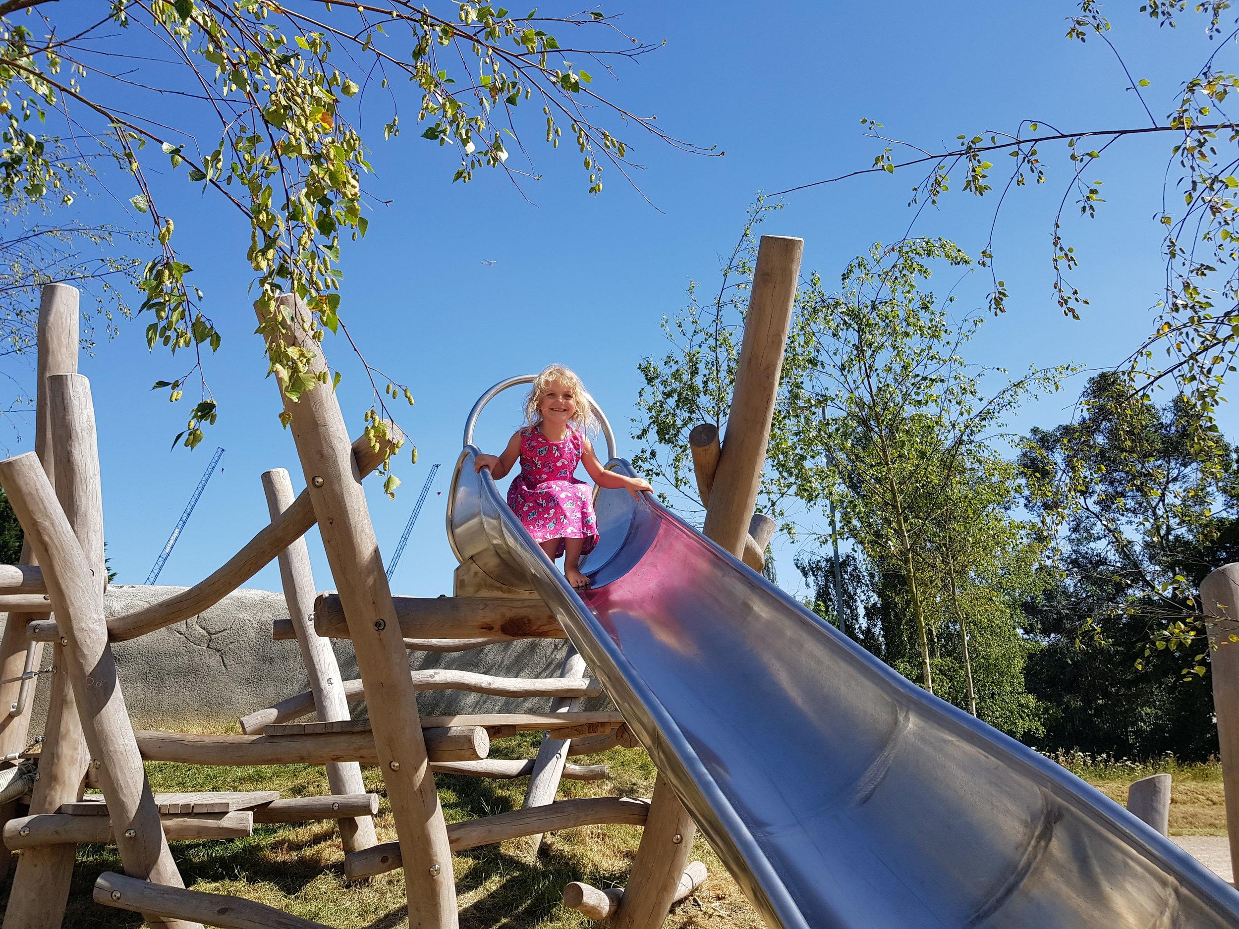 Harwood's Adventure Playground, Watford
