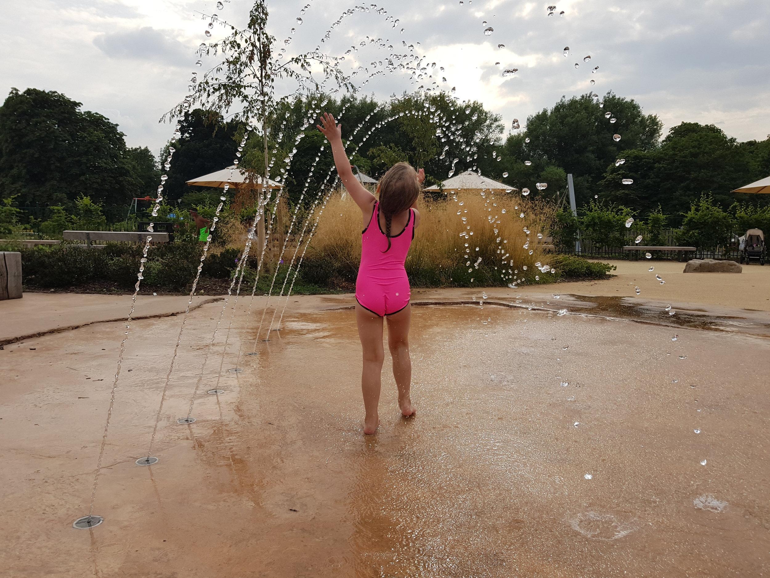 Cassiobury Park Water Park, Watford