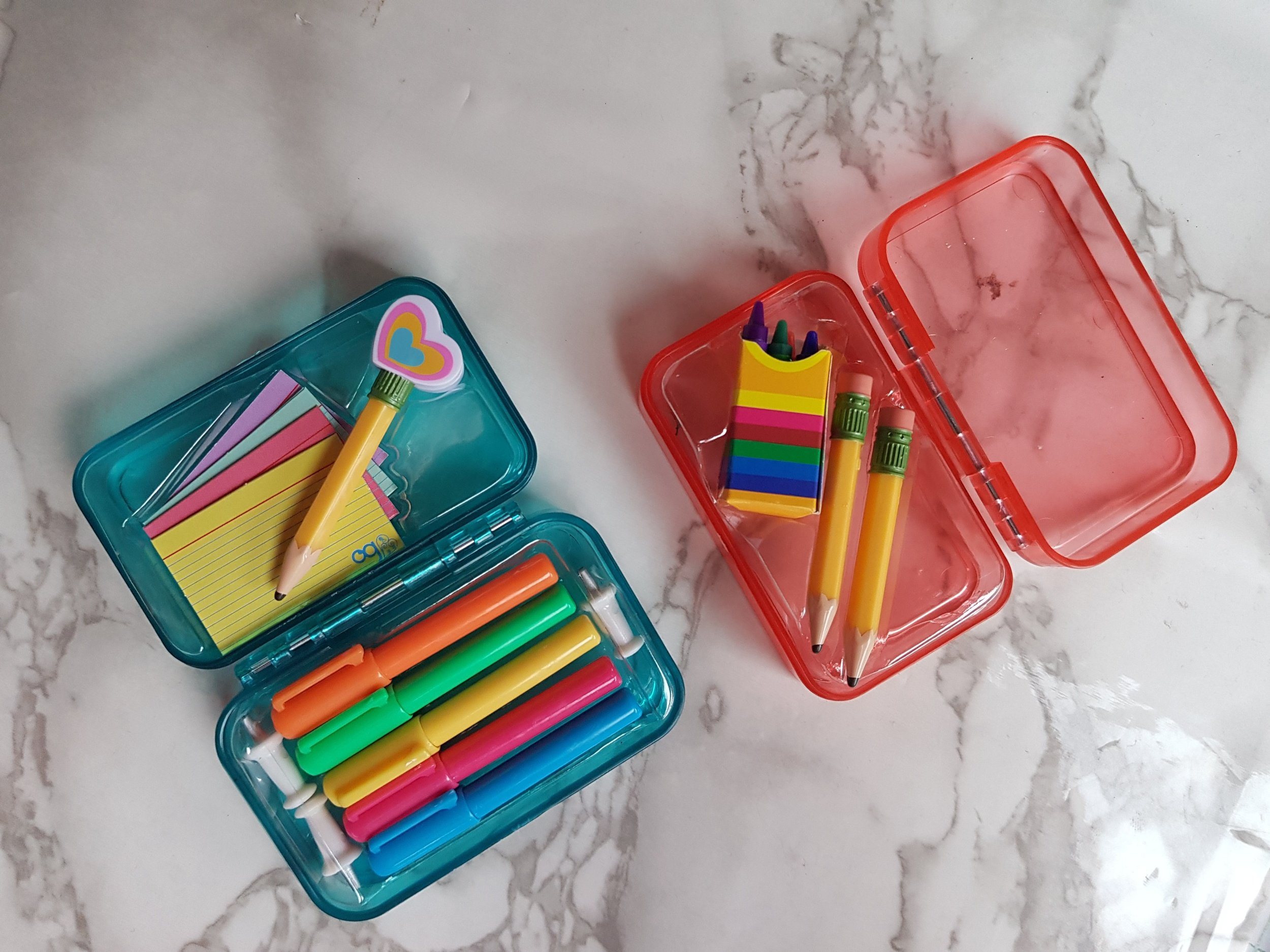 Our Generation Awesome Academy pencil cases