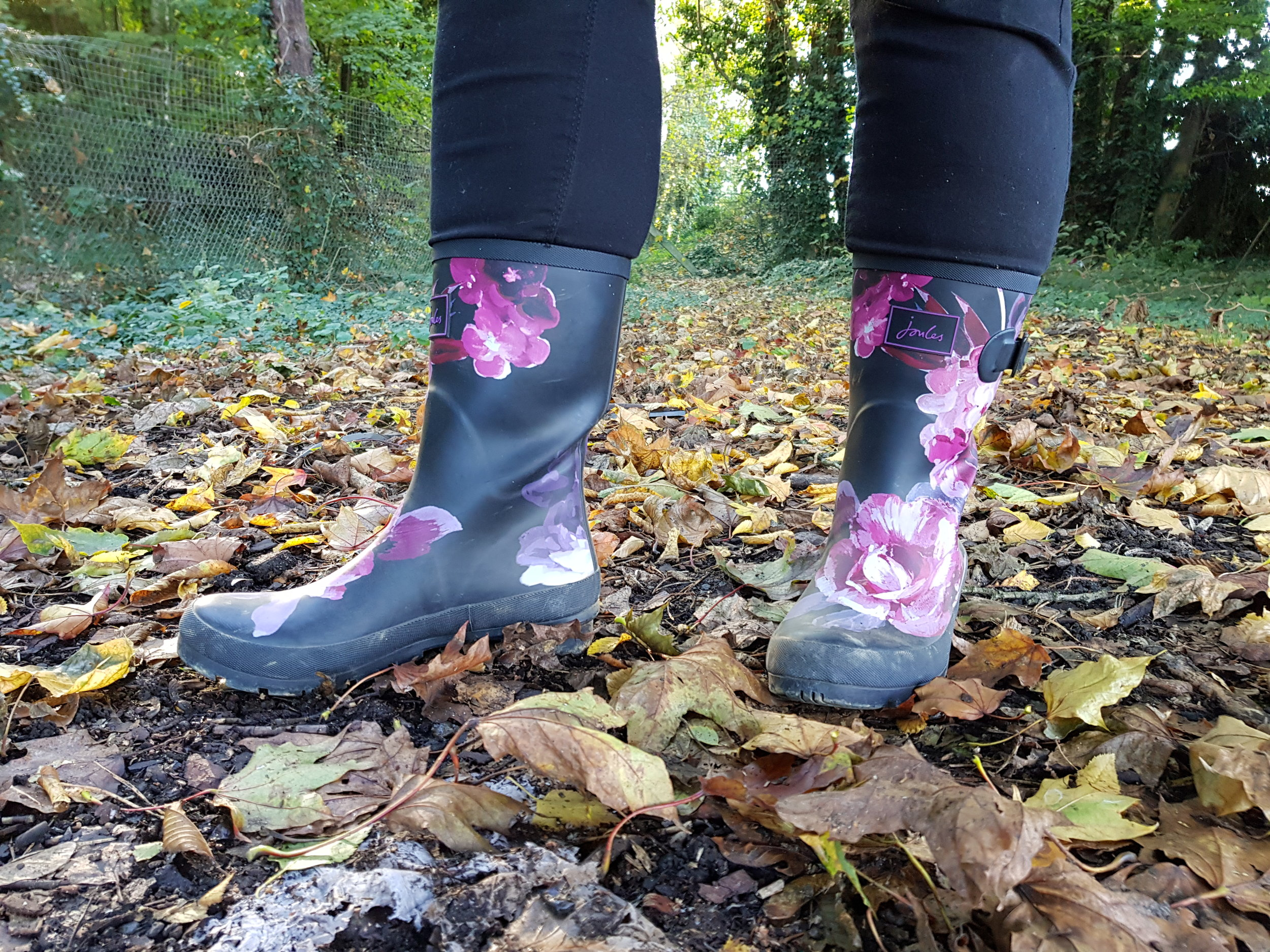 Joules Floral Wellington Boots from Amara Me Becoming Mum's Christmas Gift Ideas for Her