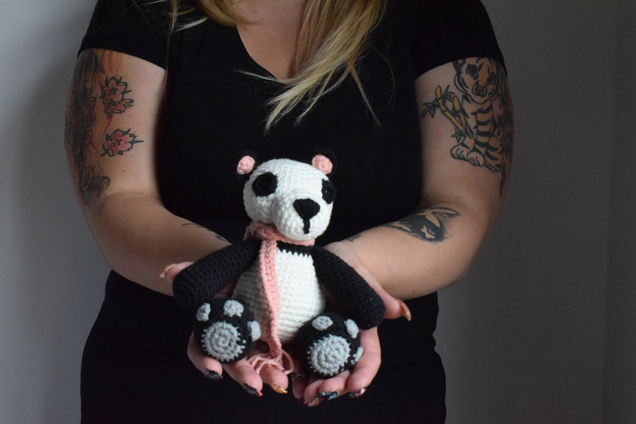 Crafter's Companion cute companion crochet kit