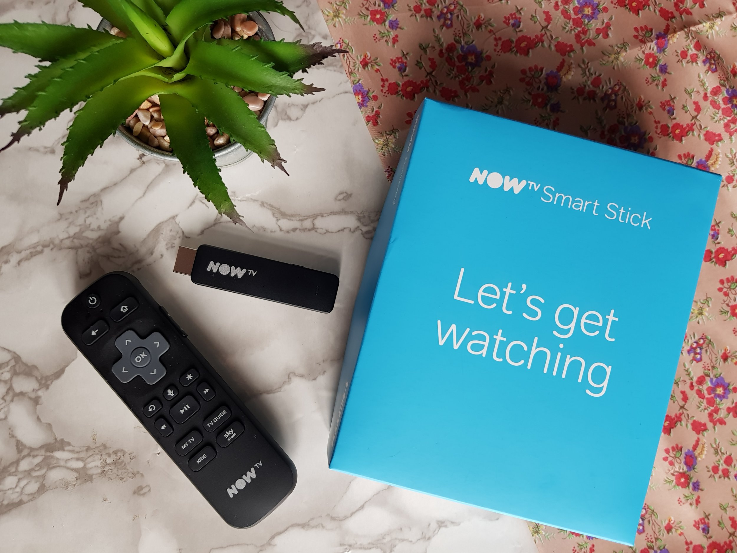 NOW TV Smart Stick Me Becoming Mum's Christmas Gift Ideas for Her