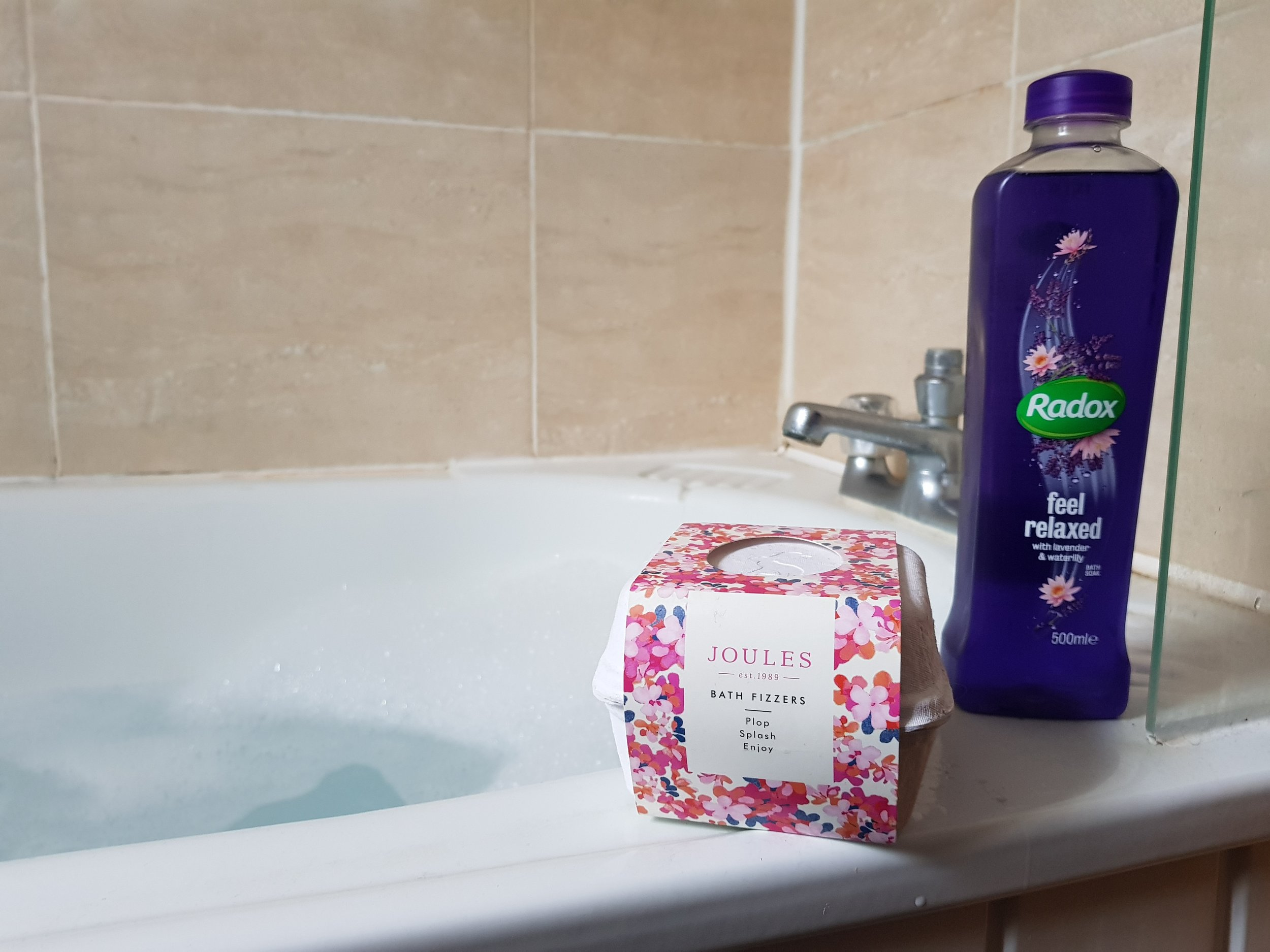 Bubble Bath and Bath Fizzers Me Becoming Mum's Christmas Stocking Fillers for Her