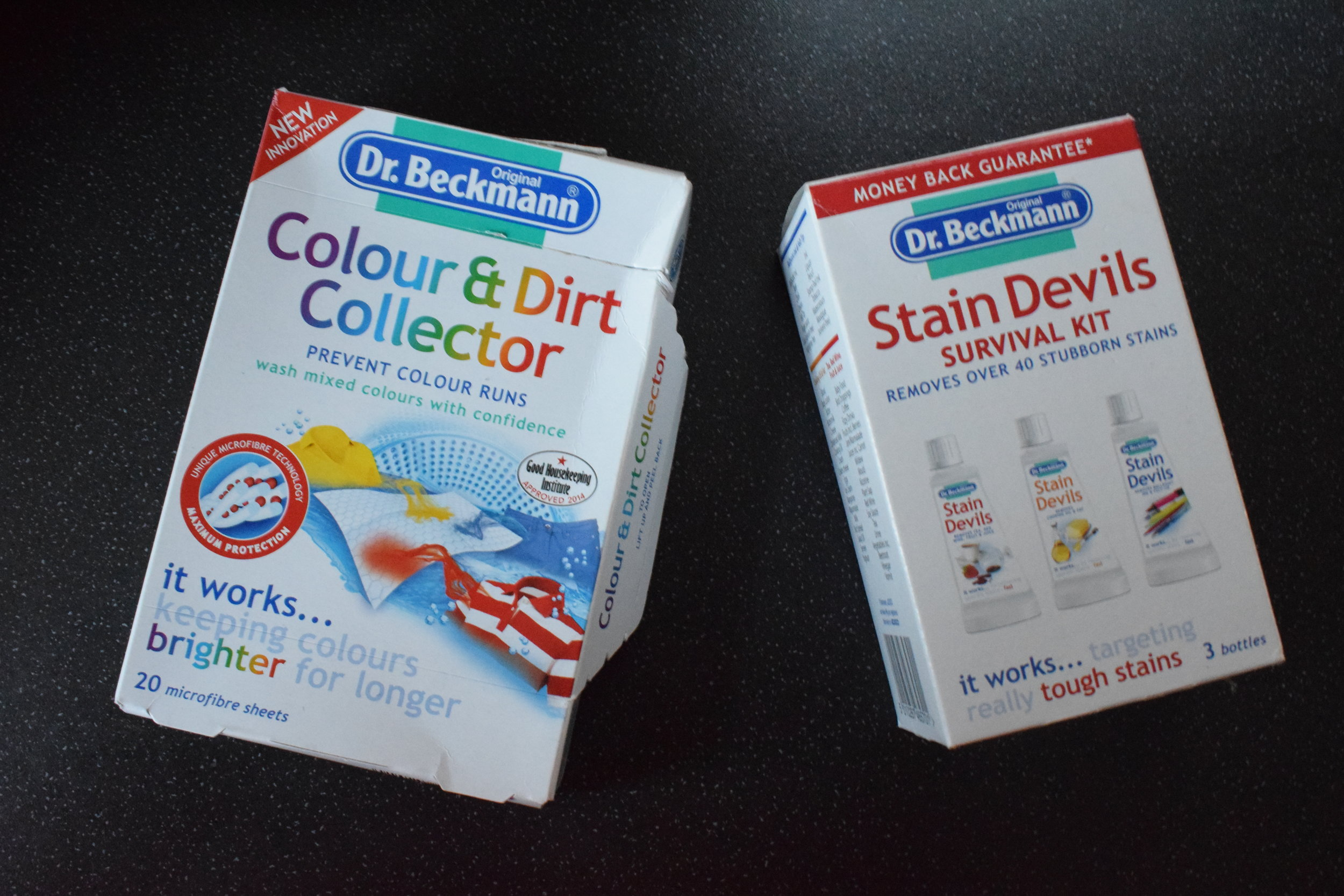 Dr. Beckmann Colour & Dirt Collector and Stain Dveils survival Kit