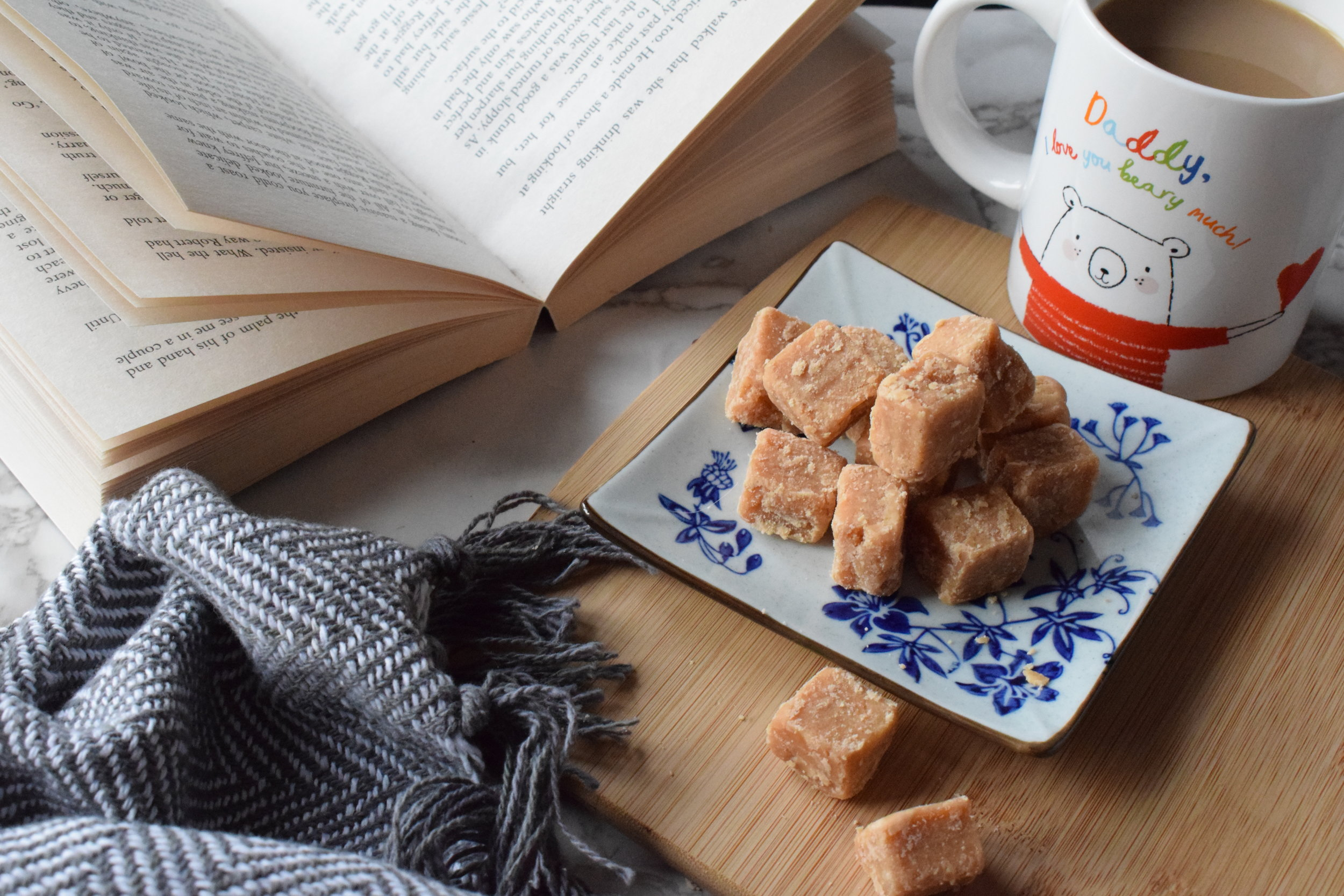 Copperpot Cornish Clotted Cream Fudge Me Becoming Mum's Stocking Fillers for Him