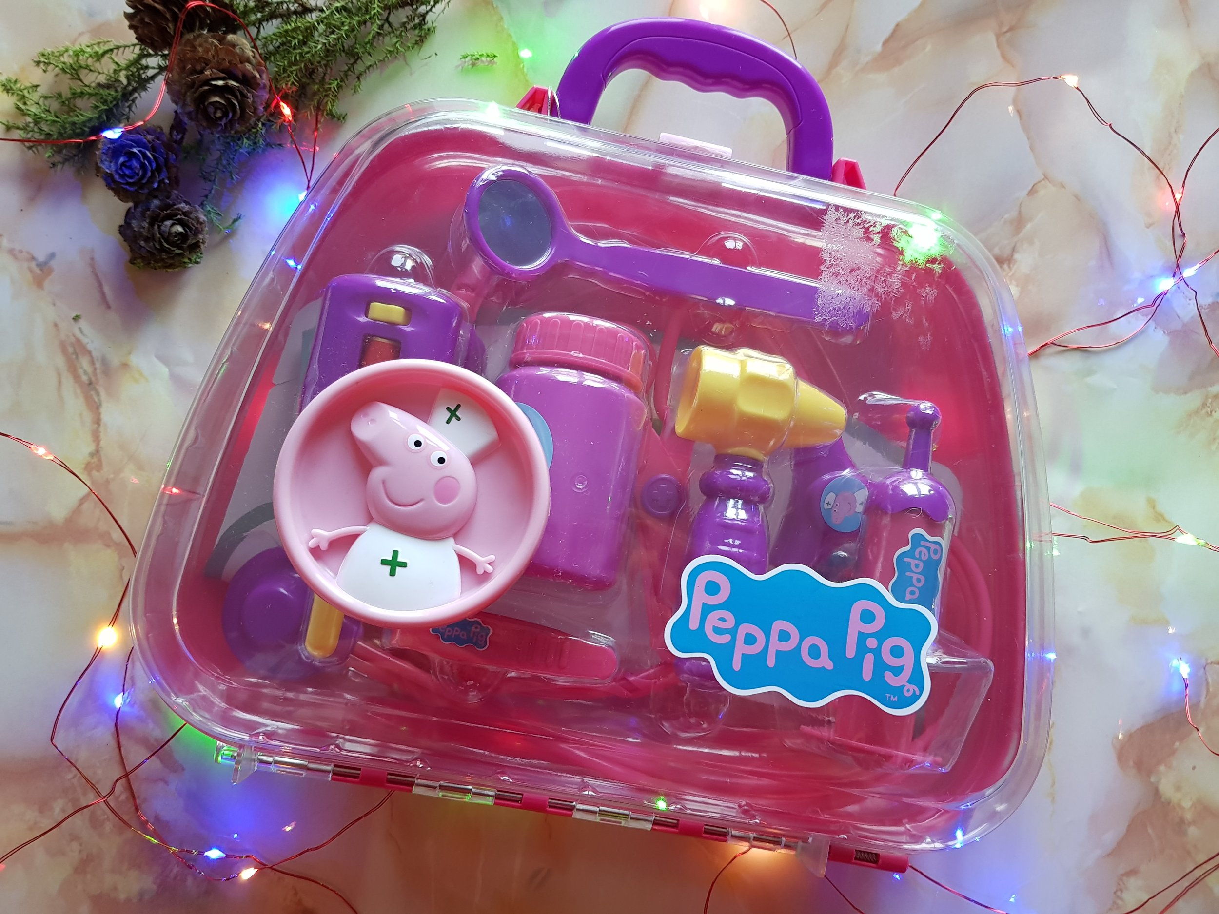 Peppa Pig Medical Kit Me Becoming Mum's Christmas Gifts for Two Year Olds