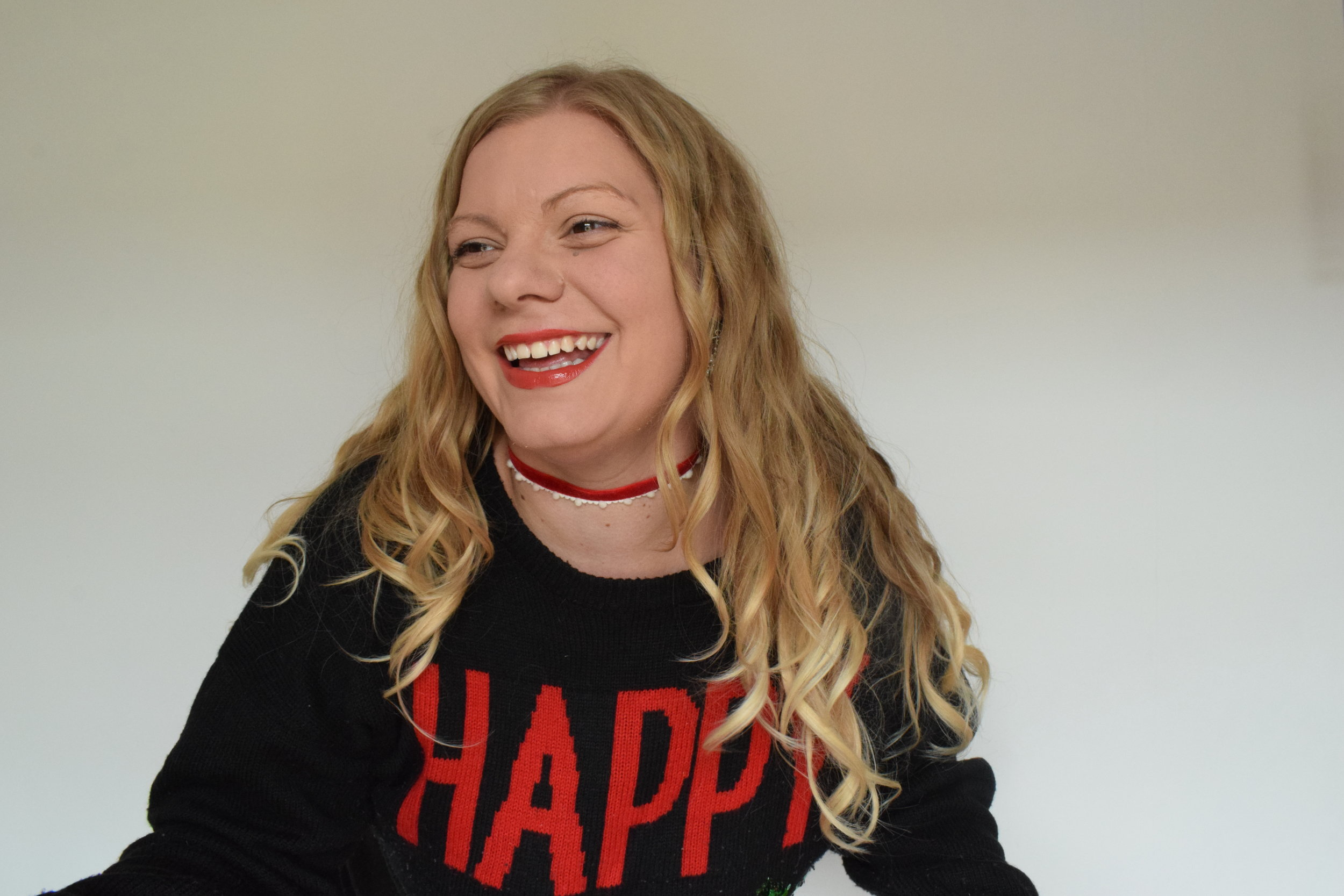 Laughter is the best medicine, and Christmas jumpers help