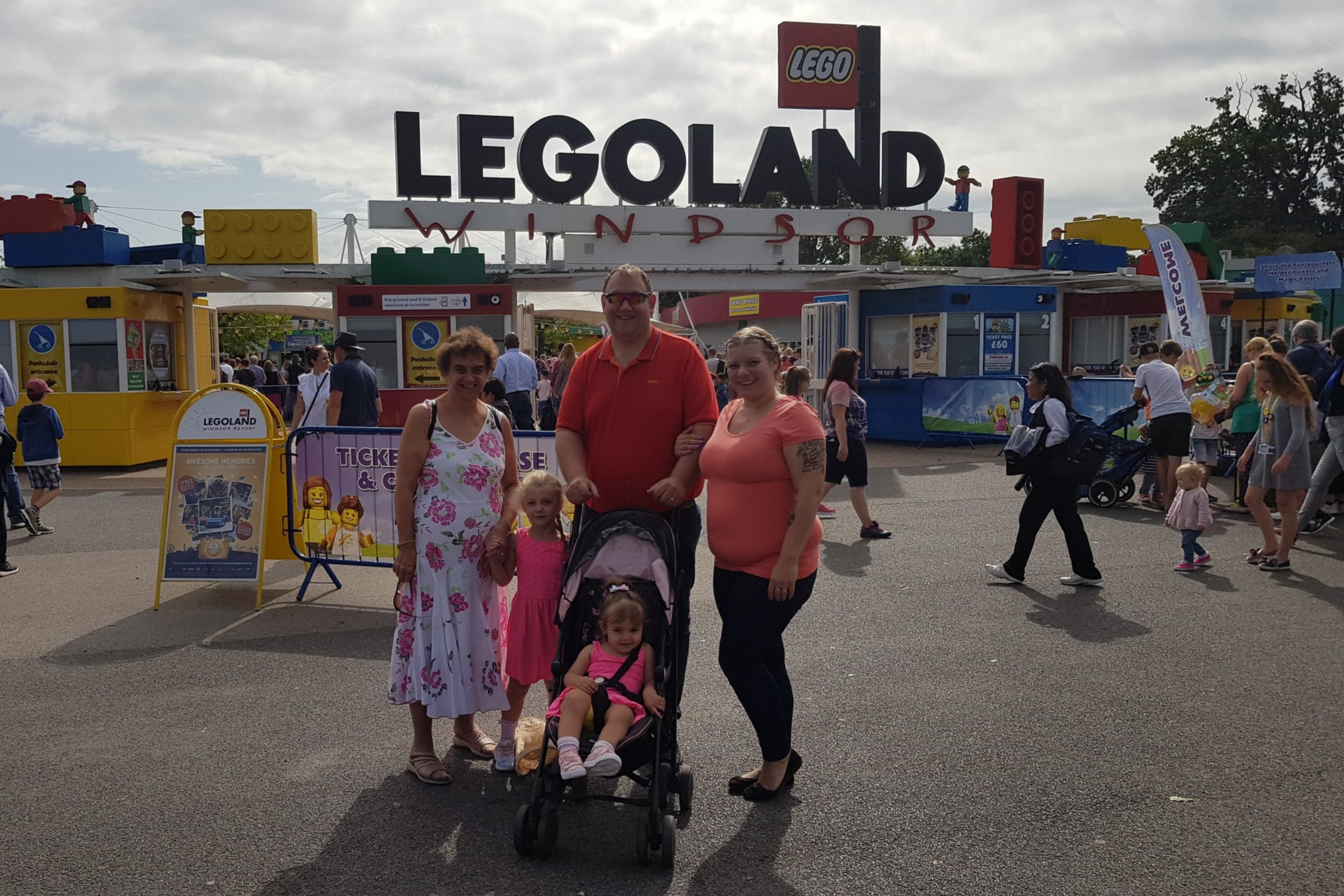 Legoland resort Windsor