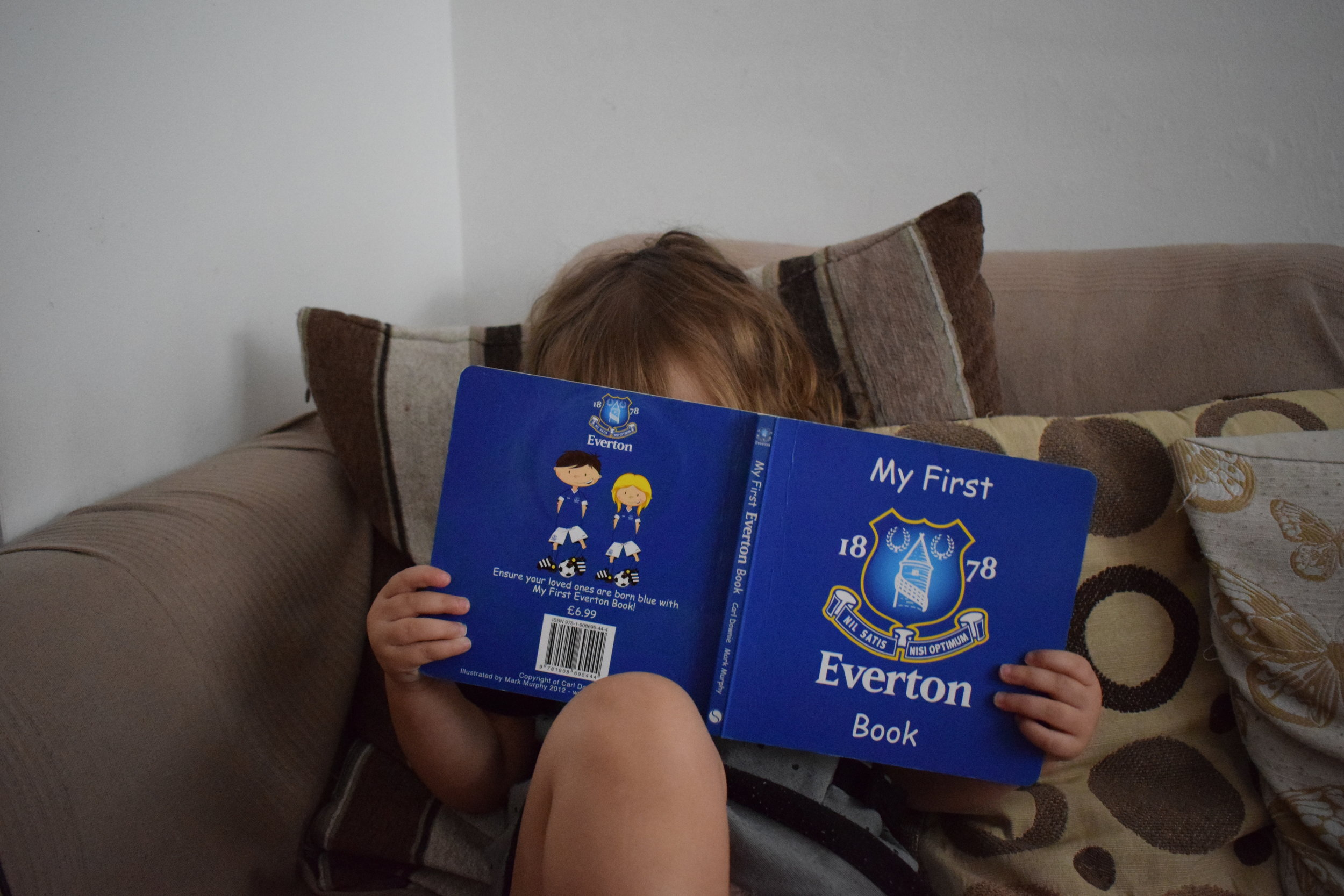 My First Everton Book