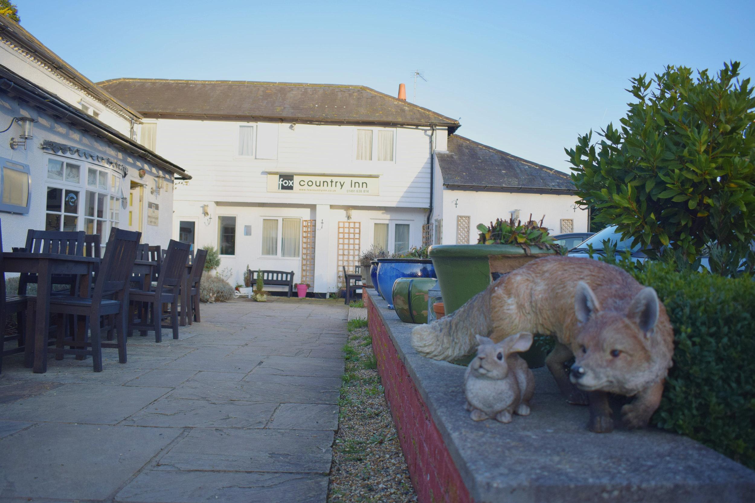 Red Letter Days UK voucher: The Fox Country Inn