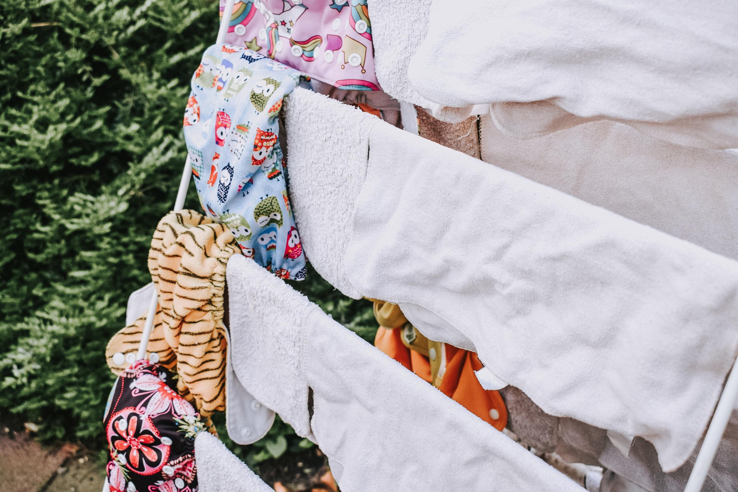 Cloth nappies UK