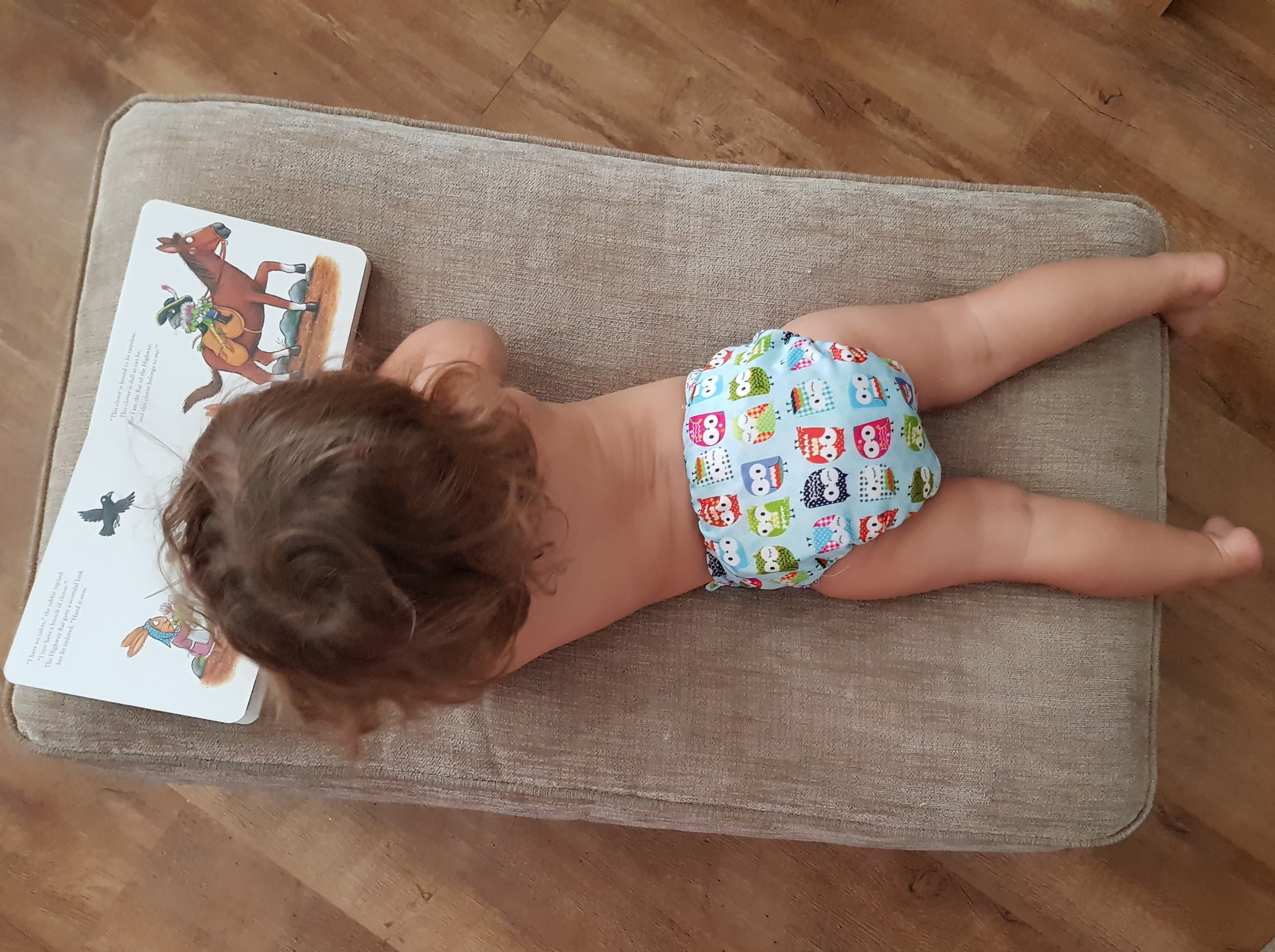 Little Bloom cloth nappies UK