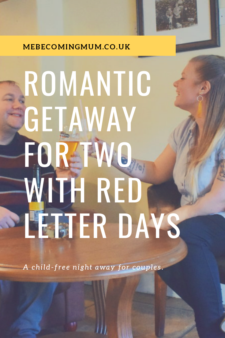 Red Letter Days Romantic Getaway
