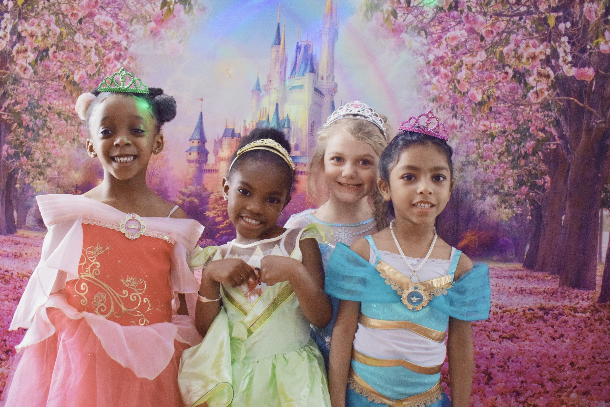 Magical Disney princess birthday party