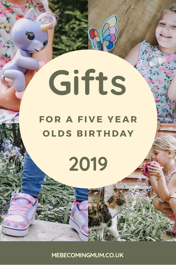 Birthday Gifts for Five Year Olds 2019