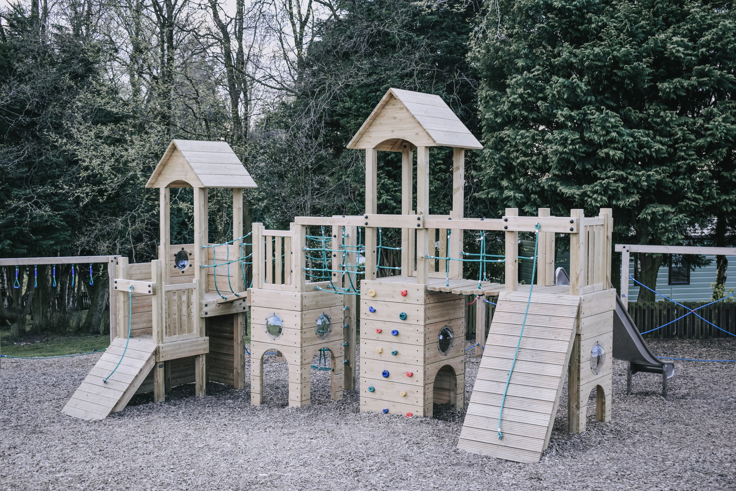 Parkdean Todber Valley Holiday Park playground
