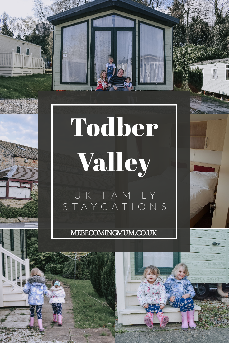 Parkdean Todber Valley Holiday Park UK Staycation