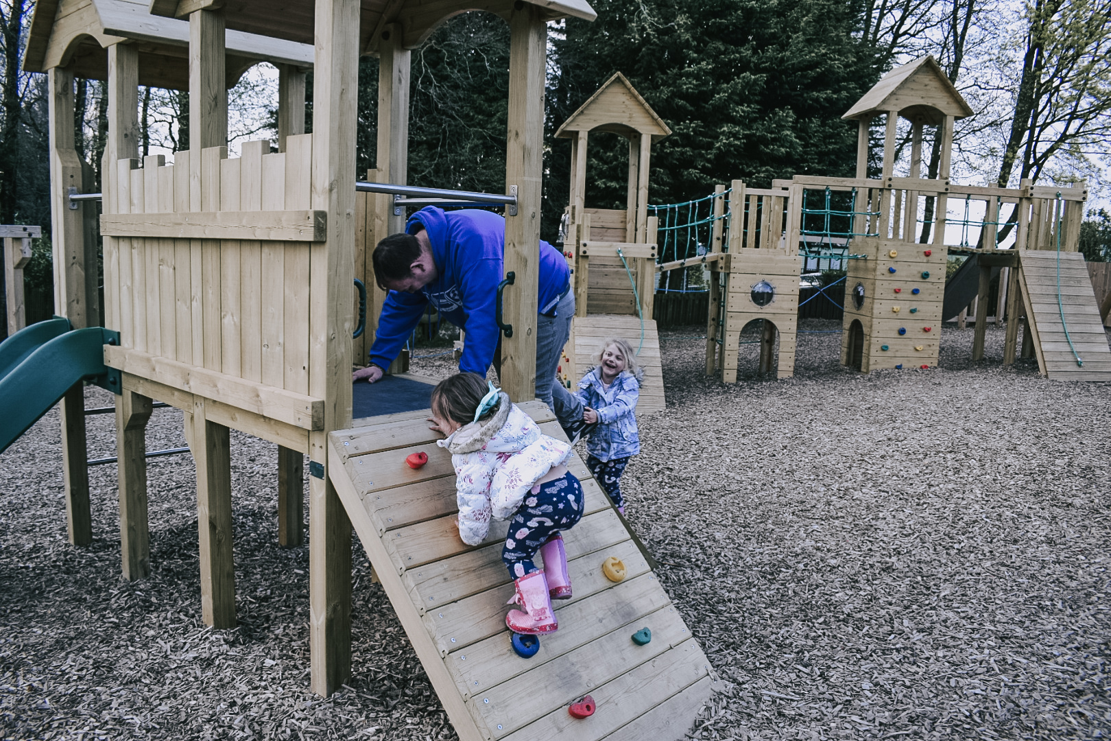 Parkdean Todber Valley Holiday Park toddler climbing frame.jpeg