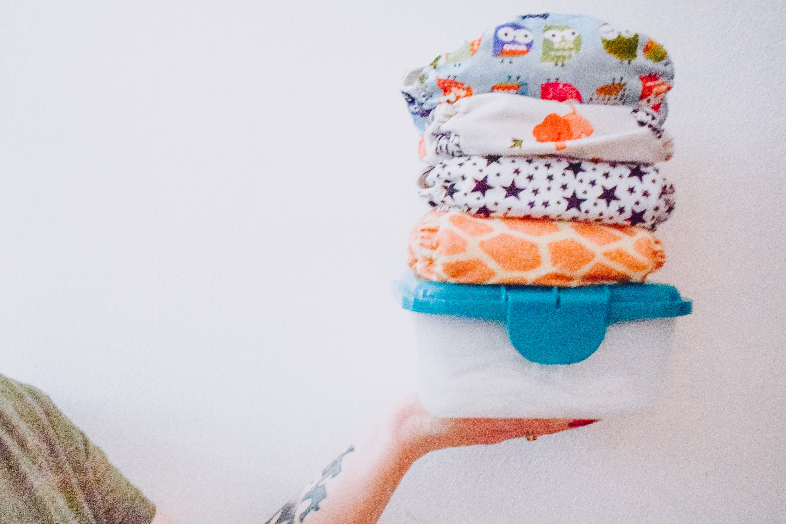 Cheeky Wipes reusable wipes