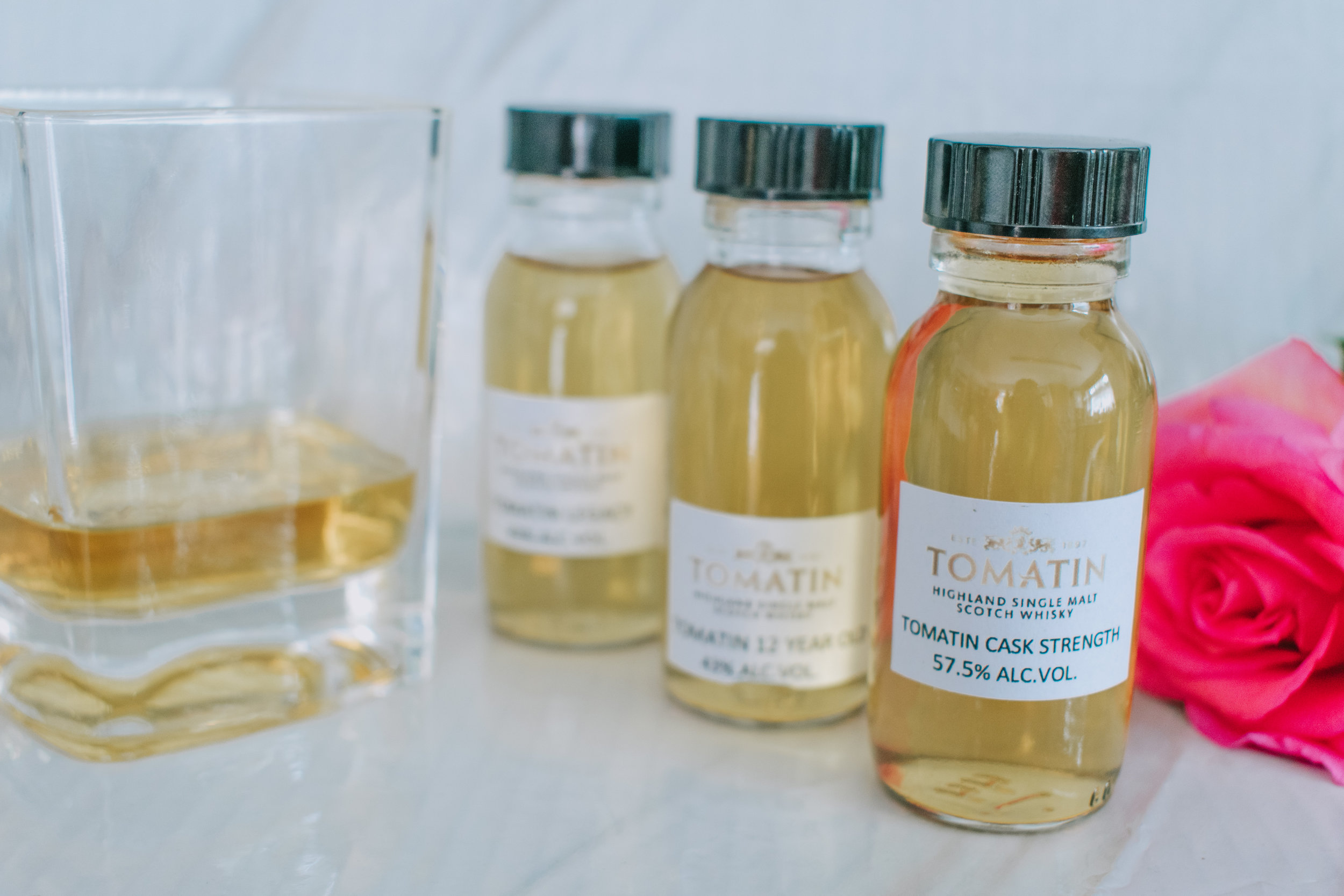 Tomatin Highland single malt scotch whiskey.jpeg