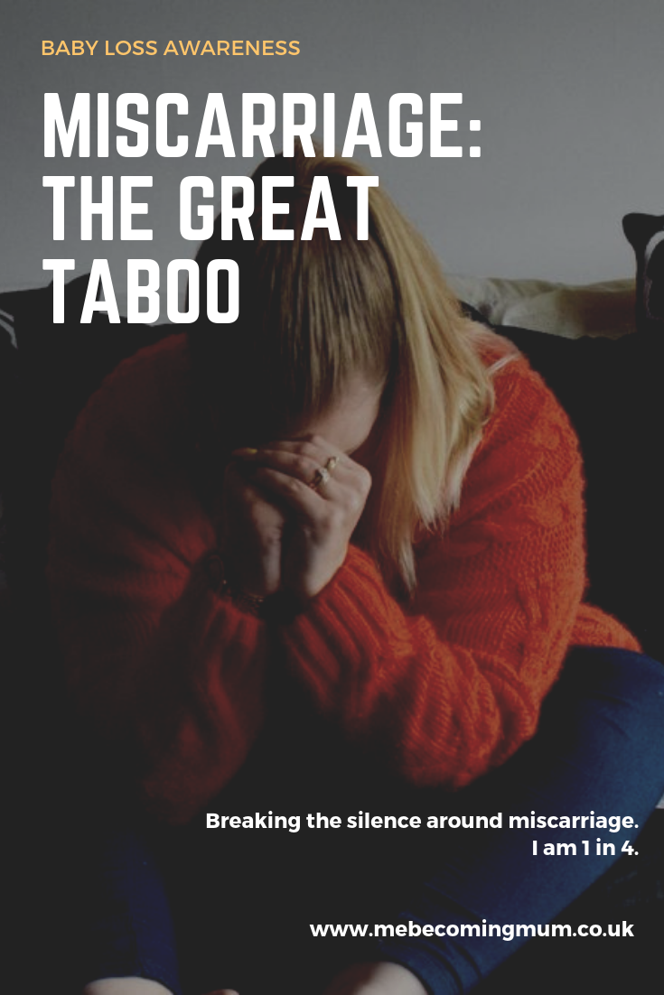Miscarriage: The Great Taboo