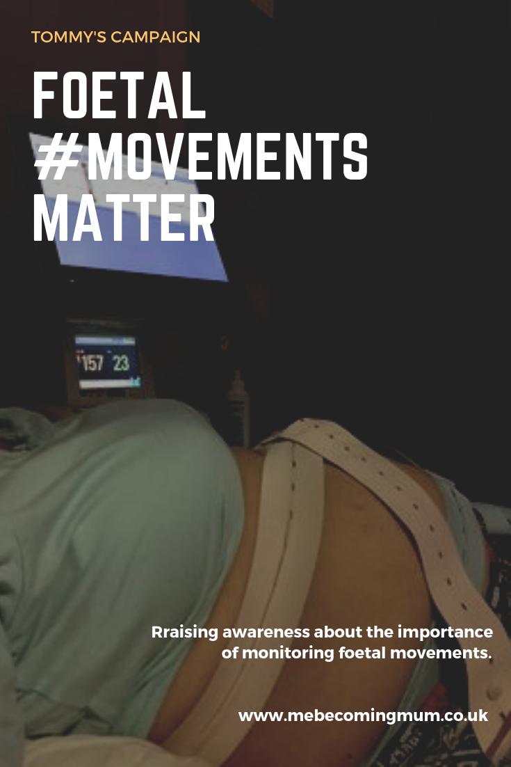 Foetal #MovementsMatter