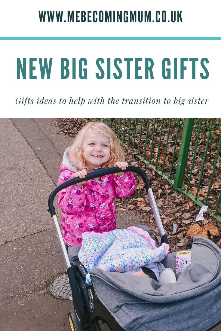 New Big Sister Gifts