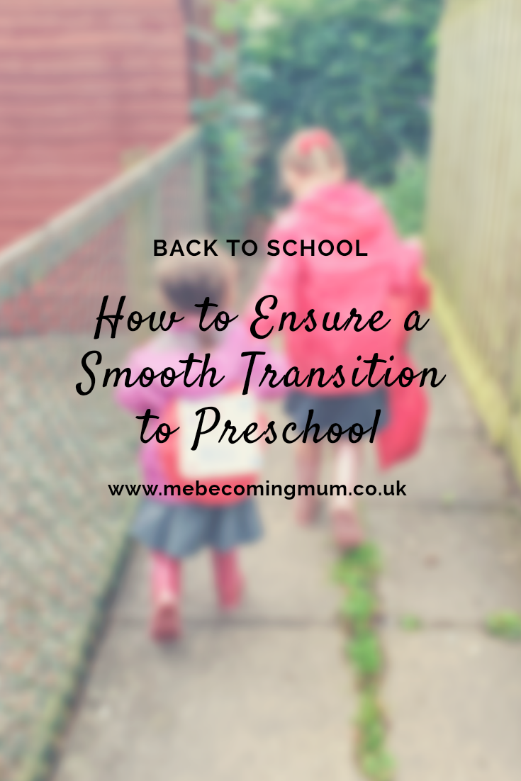 Back to School: How to Ensure a Smooth Transition to Preschool