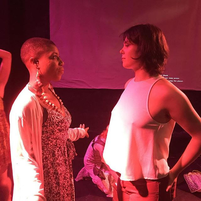#prep #show #womenintheater #daughterscollective #powerfulhumans
