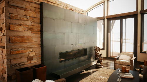 Interior Architectural Sheet Metal
