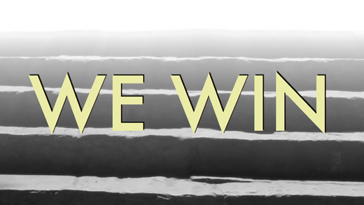 We Win - Life can be filled with a lot of ups and downs. The good news is, that because Jesus was raised from the dead, we win! Through Christ, we have the power to be victorious in this life and the next.
