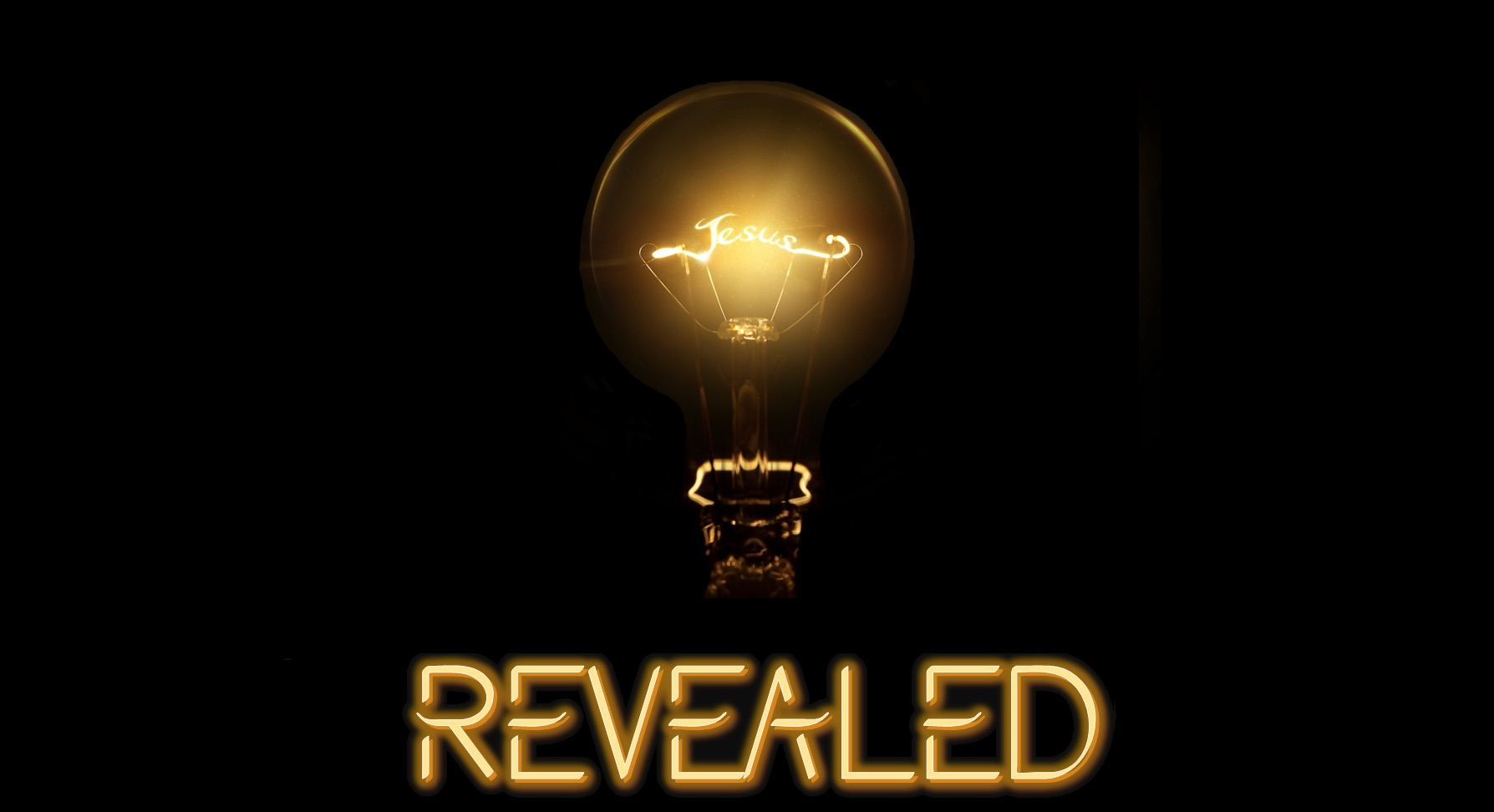 Revealed - Join us as we explore feature passages in the book of John that reveal the person of Jesus.  We pray the Lord illuminates your life through this powerful series!