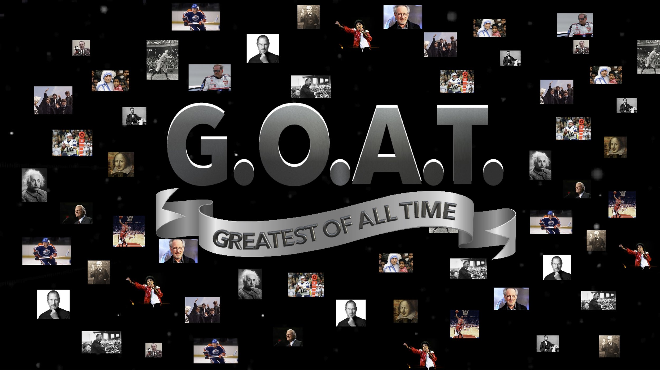 G.O.A.T:Greatest of All Time - In this series rooted in the book of Matthew, we unpack the most important teachings of Jesus, the Greatest Of All Time! Click here to watch this series.