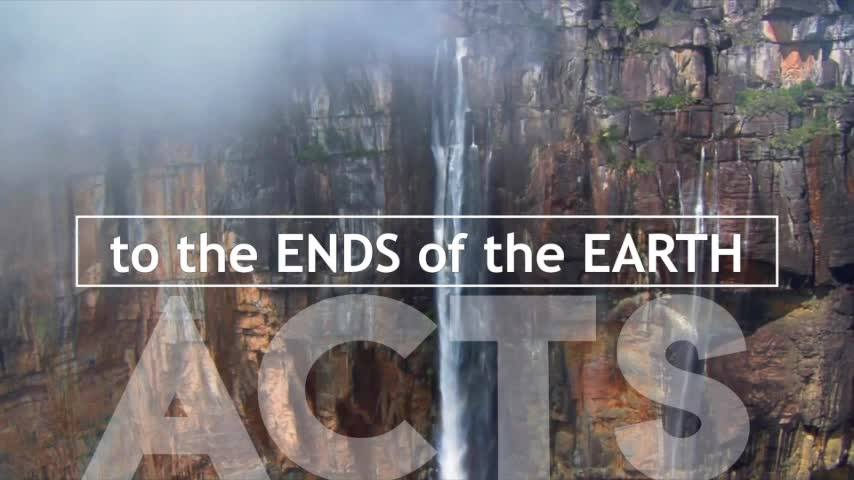 To The Ends Of The Earth - The book of Acts is an amazing history of the First Century Church. After the resurrection of Jesus, His disciples proclaimed the Gospel from their hometown to the outermost parts of the world. Join us as we study the movement that continues to expand today.