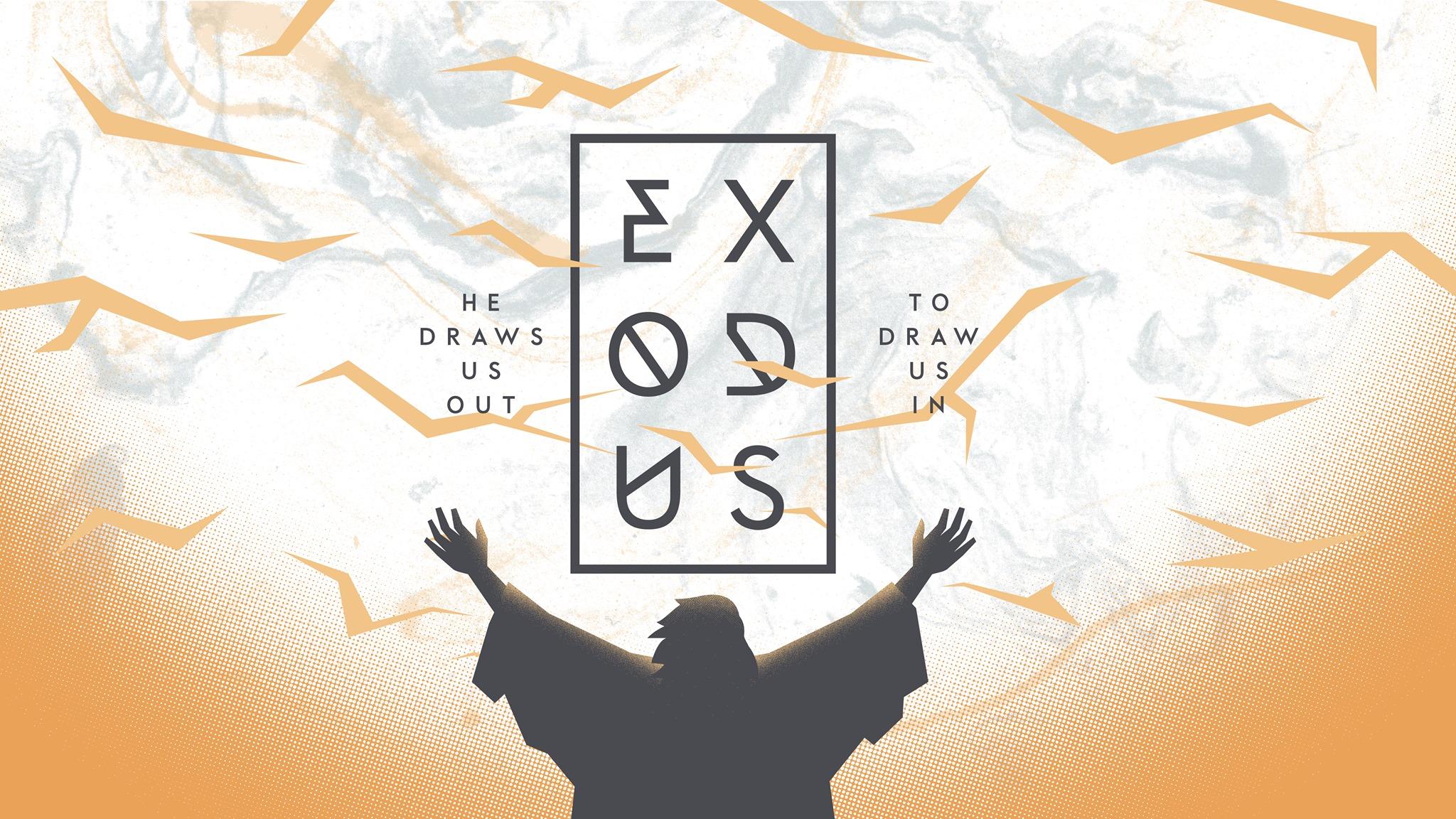 Exodus - A series through the book of Exodus.
