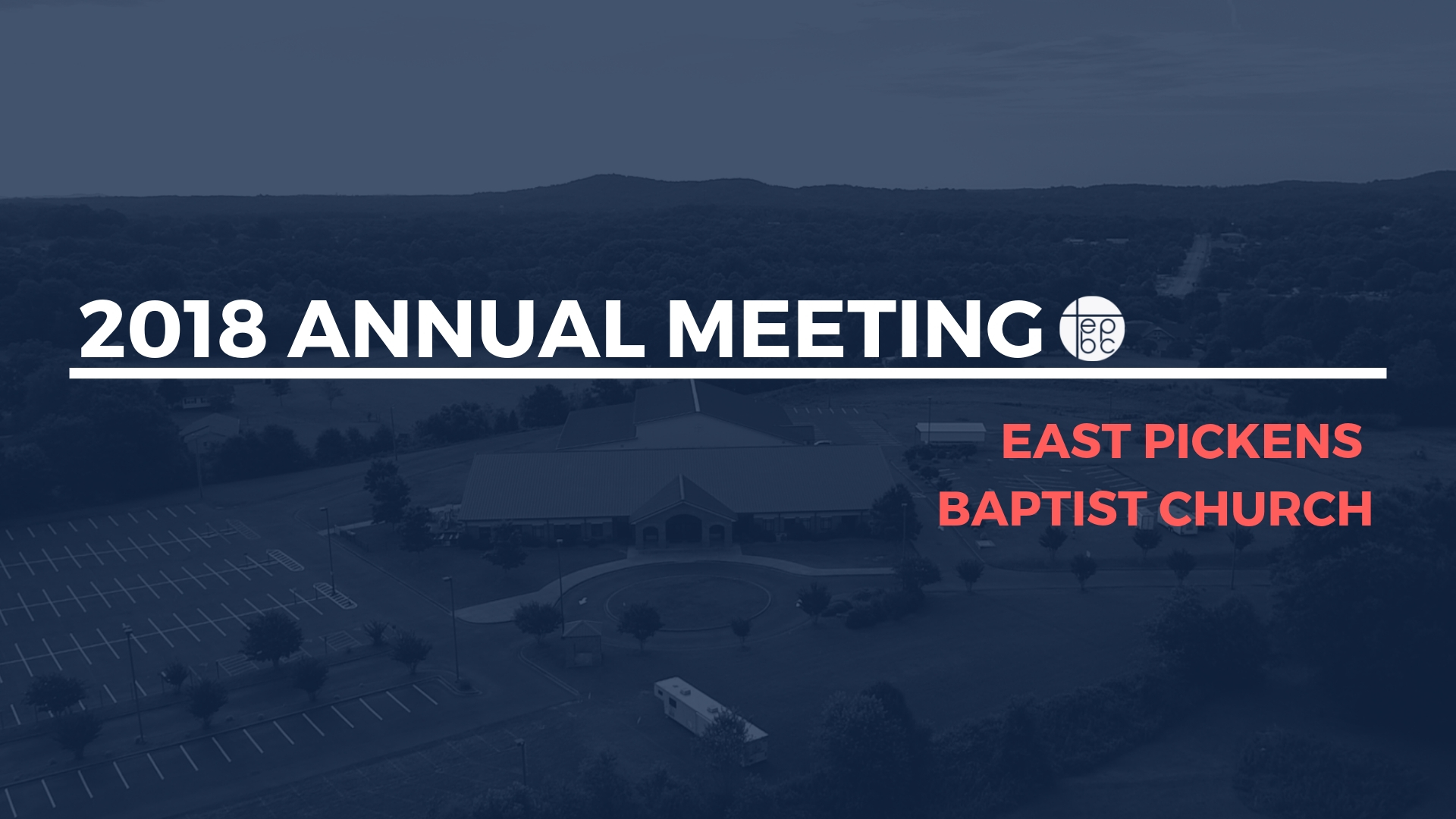 2018 Annual Meeting -