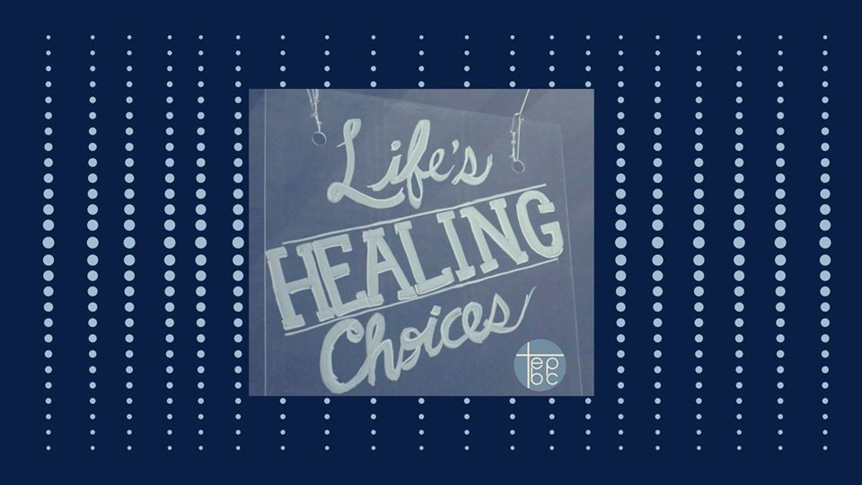 Life's Healing Choices - A series based off of the 8 principles of recovery, Life's Healing Choices is about applying Matthew 5:3-12 to our lives and our choices.