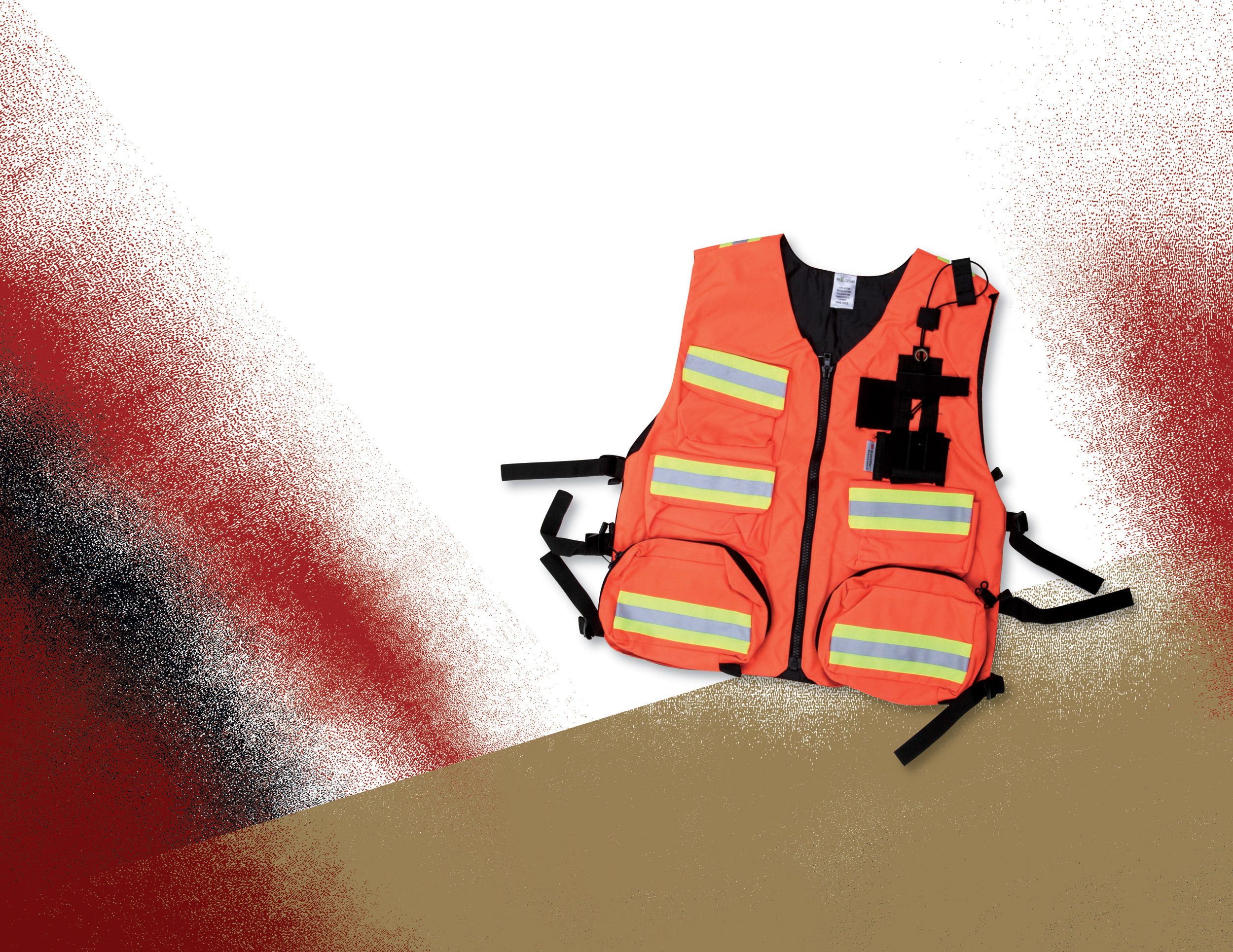 First Aid Vests