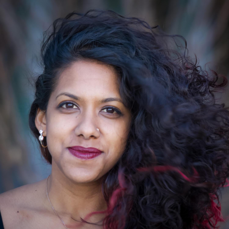 Reyka Jayasinghe, community leader