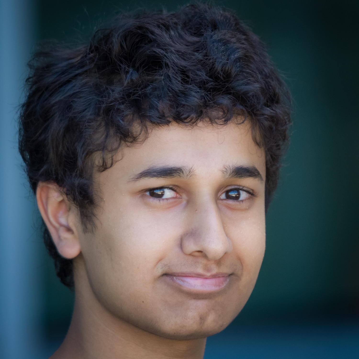 Akshay Govindan, Summer Undergraduate Student   I am a St. Louis native starting my undergrad at WashU this fall. I am interested in studying biology, and hope to learn to combine computational and experimental tools to study the molecular origins of disease. Outside of the lab, I enjoy playing the violin, listening to varied genres of music, and learning about different languages and cultures of the world.