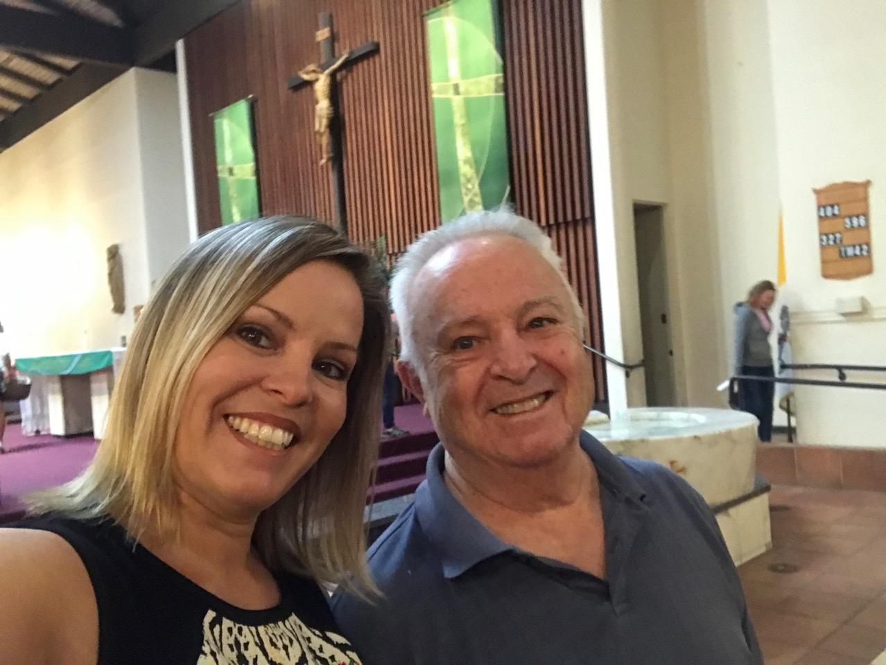 Feeling thankful for my dad, Kenneth J. Leahy!